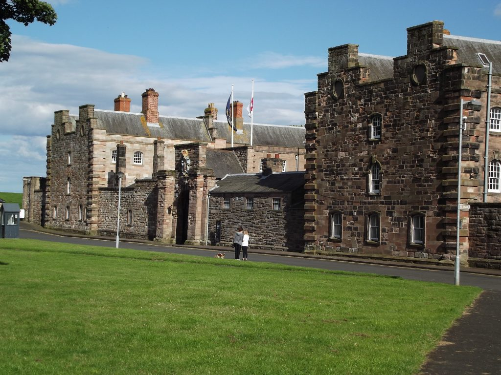The Barracks