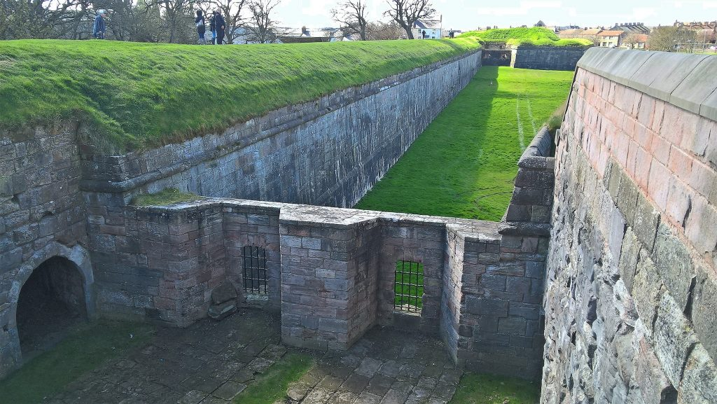 Elizabethan Walls and Bastions