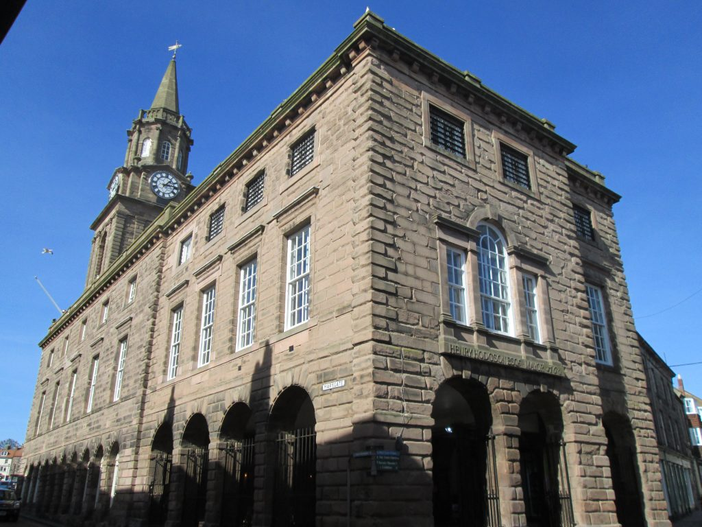 Georgian Town Hall